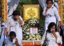 funerali in cina